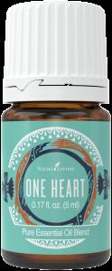 Aceite esencial one heart