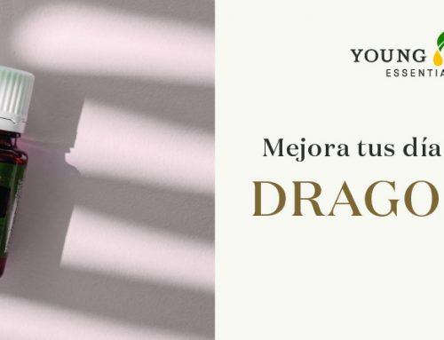 Mejora tus días con el aceite esencial Dragon Time
