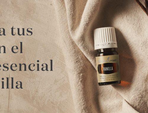 Endulza tus días con el aceite esencial de Vainilla
