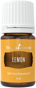 Young Living Lemon Essentail Oil