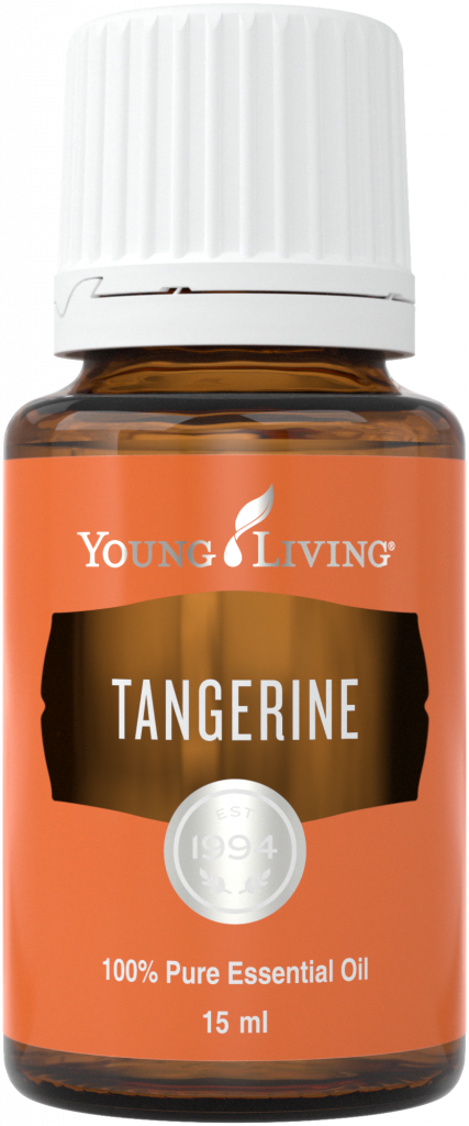 Young Living Tangerine Essential Oil