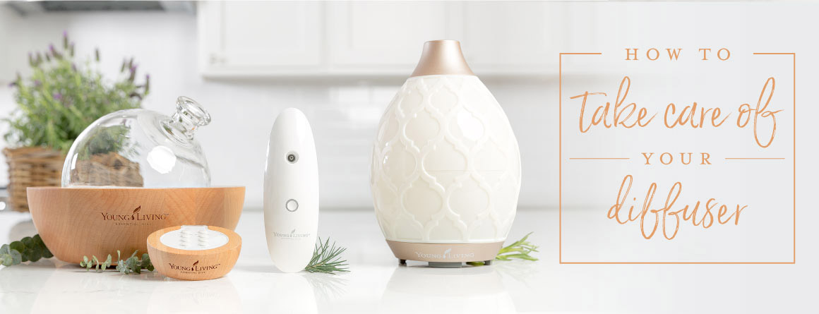 how to take care of diffuser