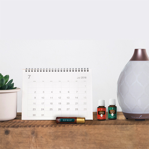 30 ways to use essential oils throughout your day