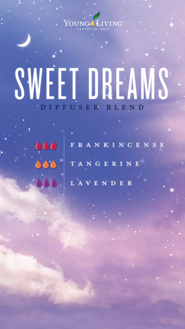 Sweet Dreams Essential Oils diffuser blend