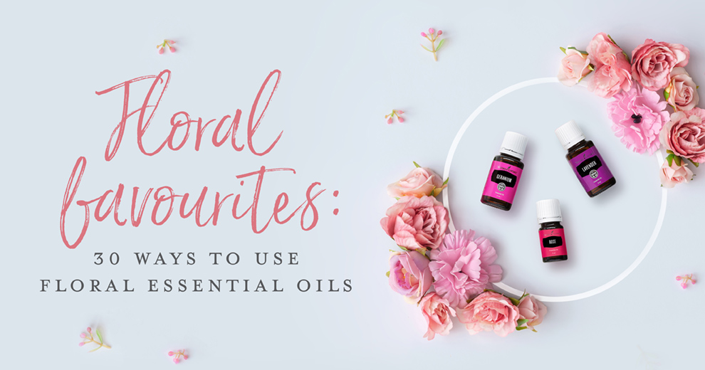 Floral Favourites Young Living