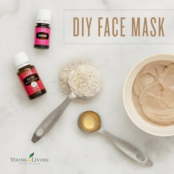 DIY Face Mask Young Living