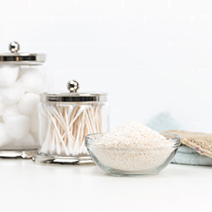 DIY Lavender-Oatmeal bath soak recipe