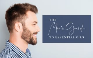 The Men's Guide to Essential Oils by Young Living