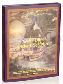 Twelve Oils of Ancient Scripture