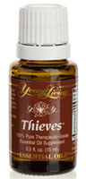 Young Living's Thieves Essential Oil Blend