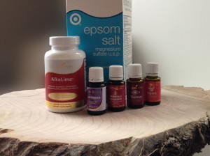 Essential Oil Foot Soak Recipe