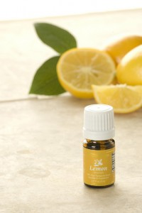 Young Living lemon oil