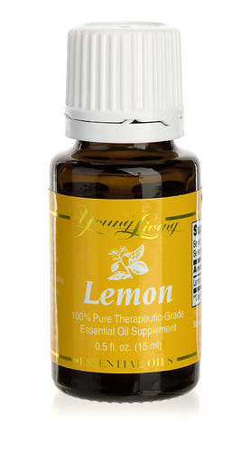 Lemon Essential Oil | Young Living Essential Oils