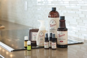 Young Living Essential Oils Thieves Line