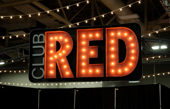 Young Living - Club Red Bar