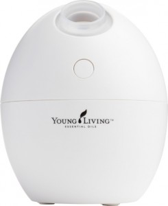 Essential oil orb diffuser