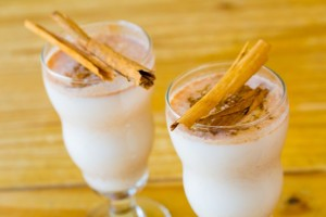 Horchata with Young Living Cinnamon Bark Essential Oil