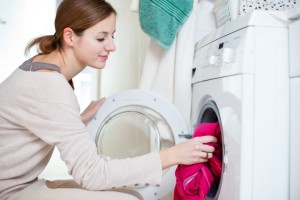 Freshen Laundry with Young Living Tea Tree Oil