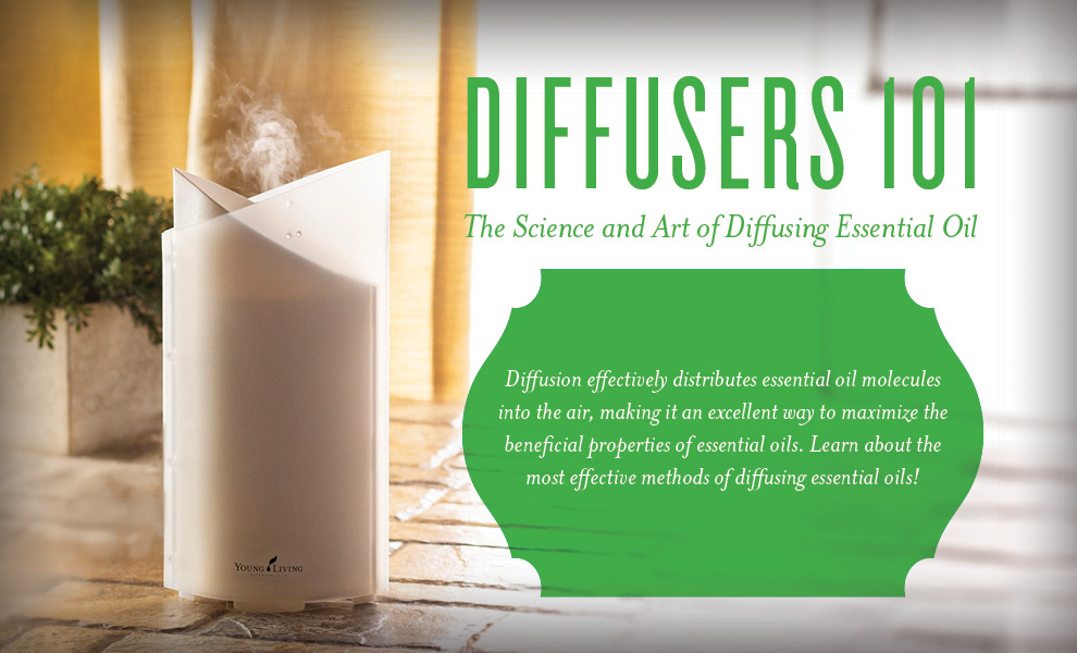Diffusers 101 - Young Living