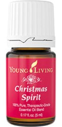 Young Living Christmas Spirit Essential Oil Blend