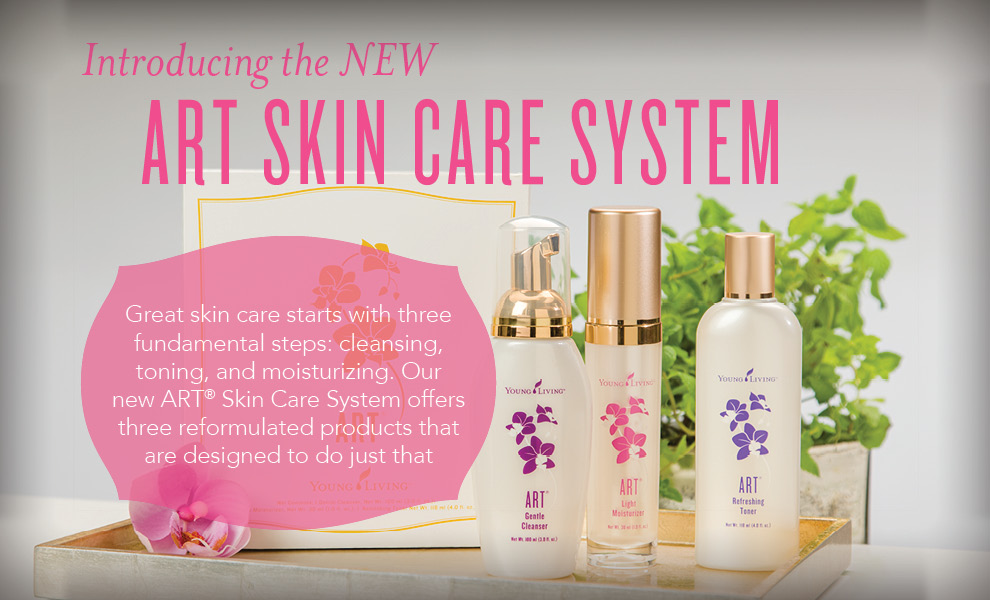 ART Skin Care System - Young Living
