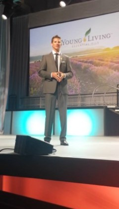 Adam Green - Young Living Crown Diamond