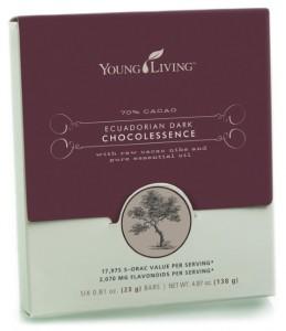 Ecuadorian Dark Chocolessence - Young Living