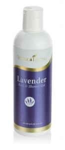 Lavender Bath and Shower Gel - Young Living