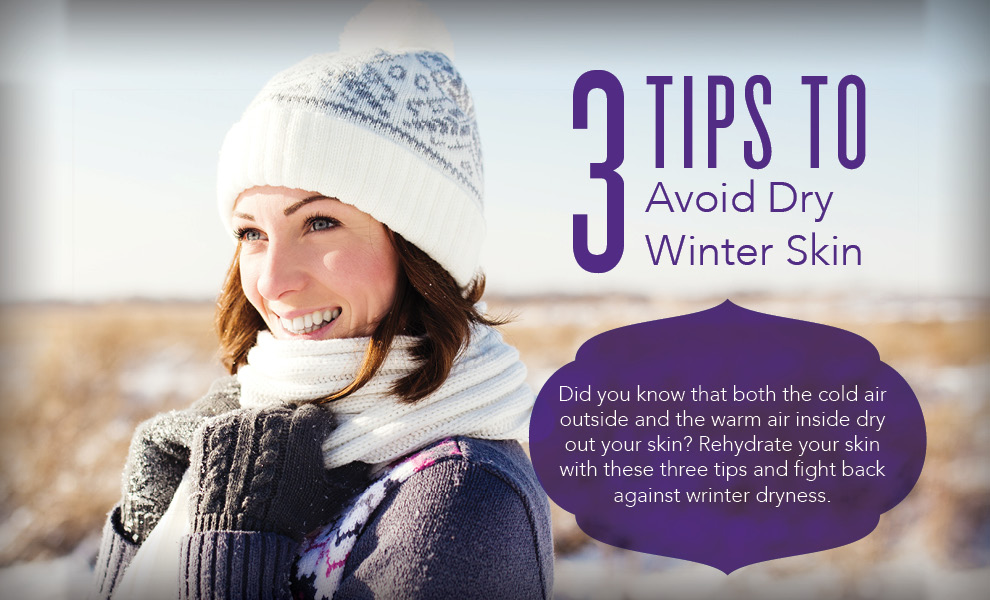 3 Tips to Avoid Dry Winter Skin - Young Living