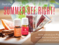 Young Living PV Promo May 2015