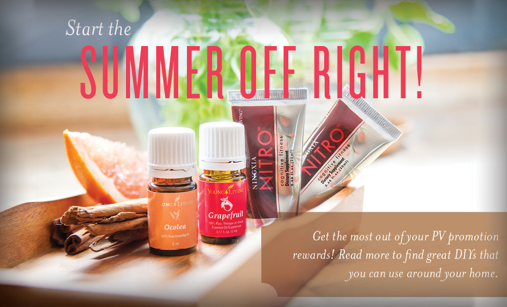 Young Living Logo Young Living pv Promo May