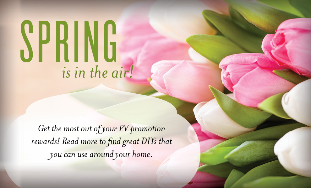 April PV Promotions - Young Living