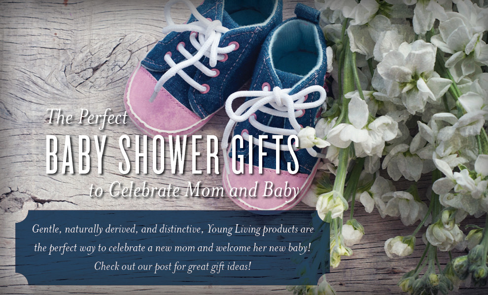 Baby Shower Ideas - Young Living