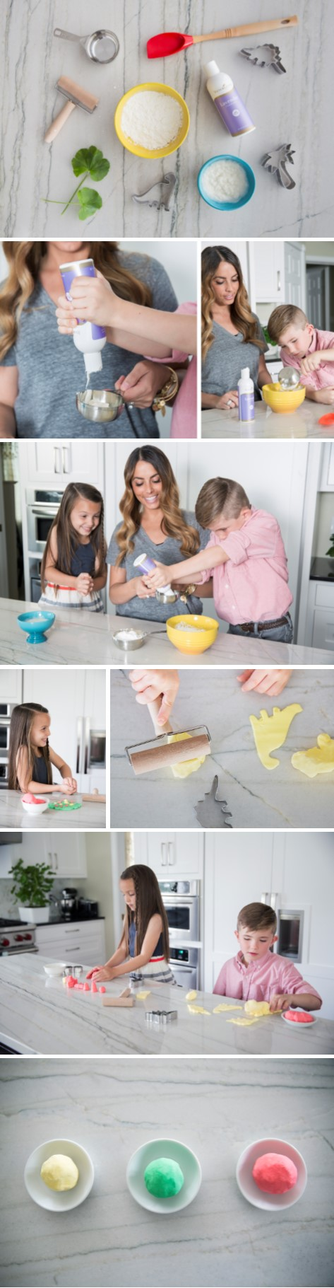 Young Living Play Dough