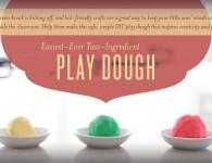 DIY Play Dough - Young Living