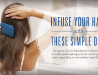 Infuse Your Hair with Young Living