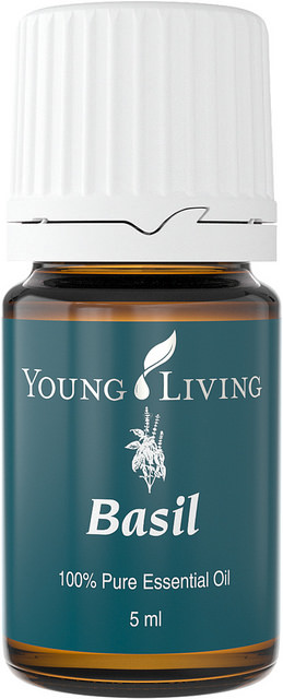 Basil Esential Oil | Young Living