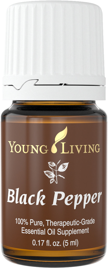 Black Pepper Essential Oil - Young Living - 2