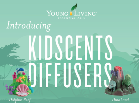 KidScents Diffusers - Young Living