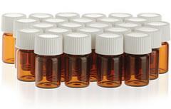 Essential oil storage bottles