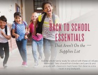 Back to School Essentials with Young Living