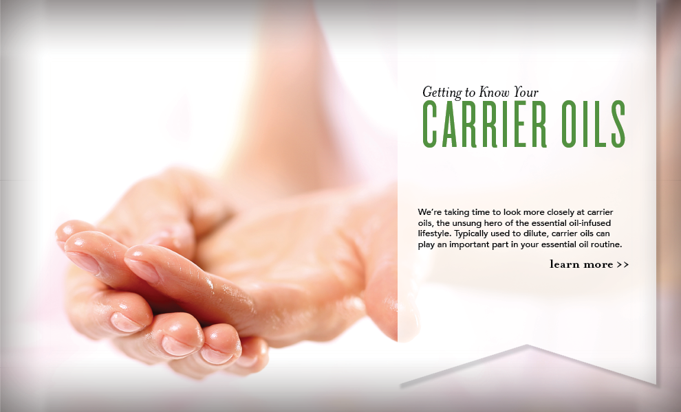 Carrier Oils - Young Living