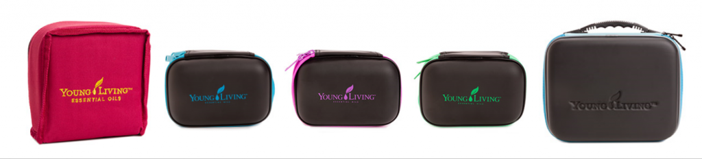 Essential Oil Storage - Young Living