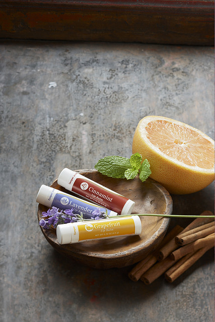 Young Living Lip Balms
