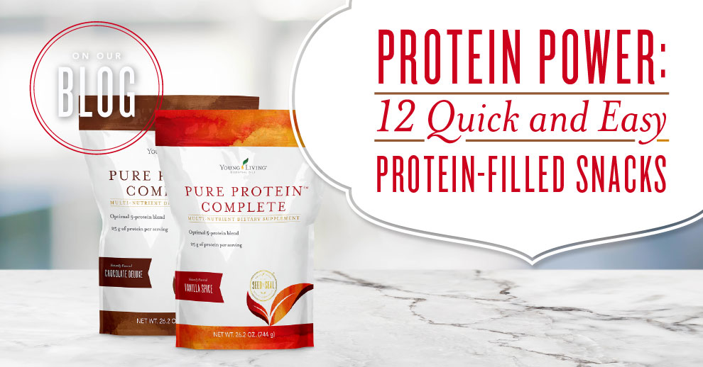 Protein Power: 12 Quick and Easy Protein-Filled Snacks