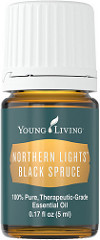 Northern Lights Black Spruce Essential Oil | Young Living