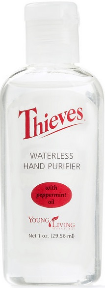 Thieves Waterless Hand Purifier- Young Living