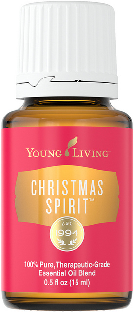 christmas spirit essential oil young living - Young Living Christmas Spirit