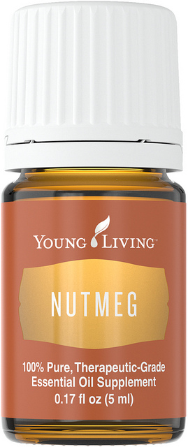 Nutmeg Essential Oil - Young Living