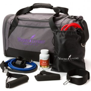 Power Pack Gym Bag Kit